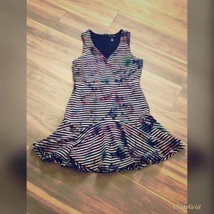 Multi Color Party Dress